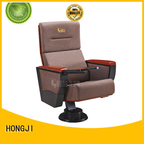 HONGJI hj803e lecture theatre chairs with sale