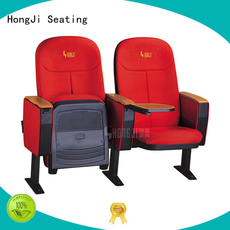 HONGJI unparalleled best church chairs manufacturer for office furniture