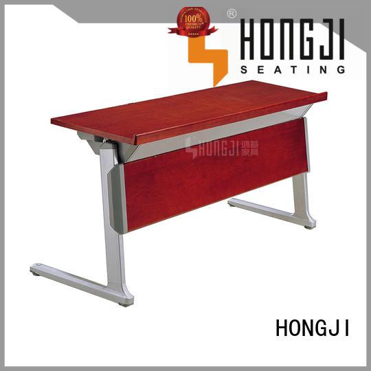 HONGJI movable modern office desk trader for student