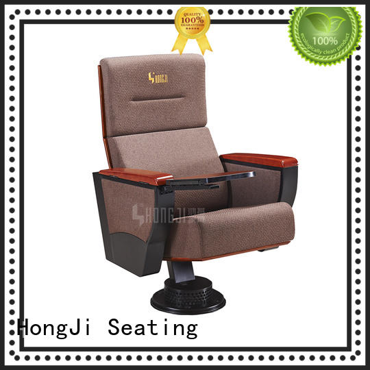 HONGJI excellent affordable church chairs manufacturer for student