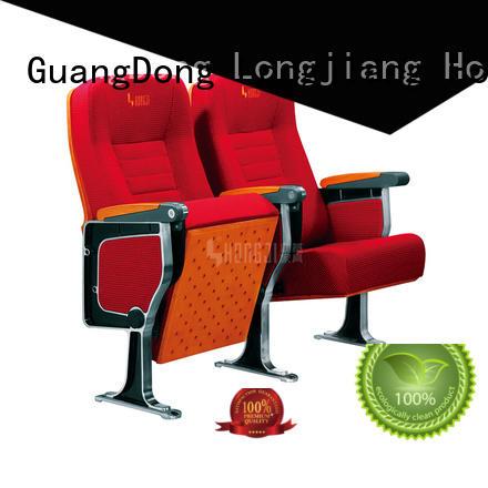 HONGJI unparalleled auditorium seats wholesale supplier for sale