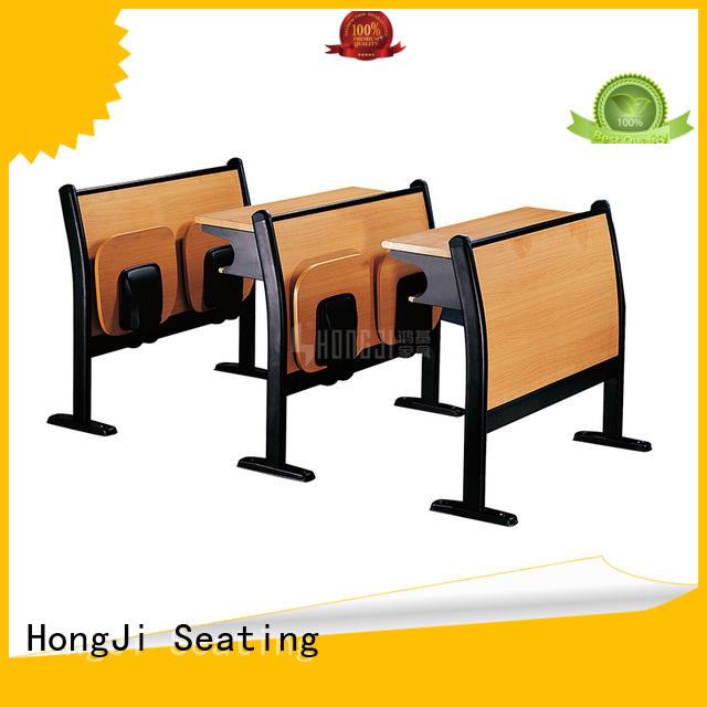 HONGJI ISO14001 certified class desk manufacturer for school