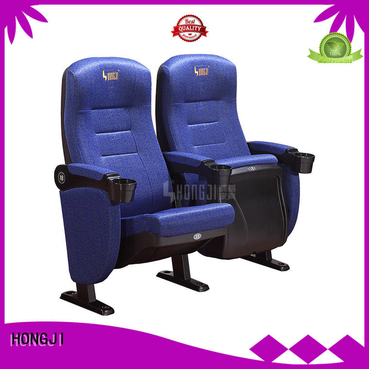 HONGJI exquisite home cinema chairs directly factory price for cinema