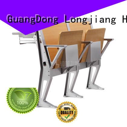 HONGJI tc914 classroom chair with desk for high school