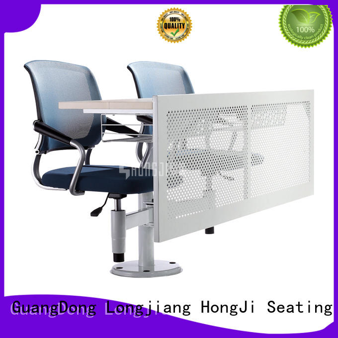 tc920 student desk chair combo tc917 fpr classroom HONGJI