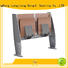 Quality HONGJI Brand chair with built in desk seat tc972a
