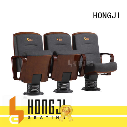 HONGJI newly style lecture theatre chairs supplier for office furniture