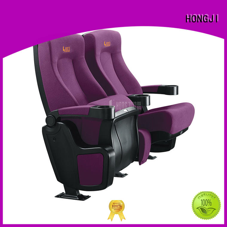 fashionable movie theater chairs hj16g directly factory price for theater