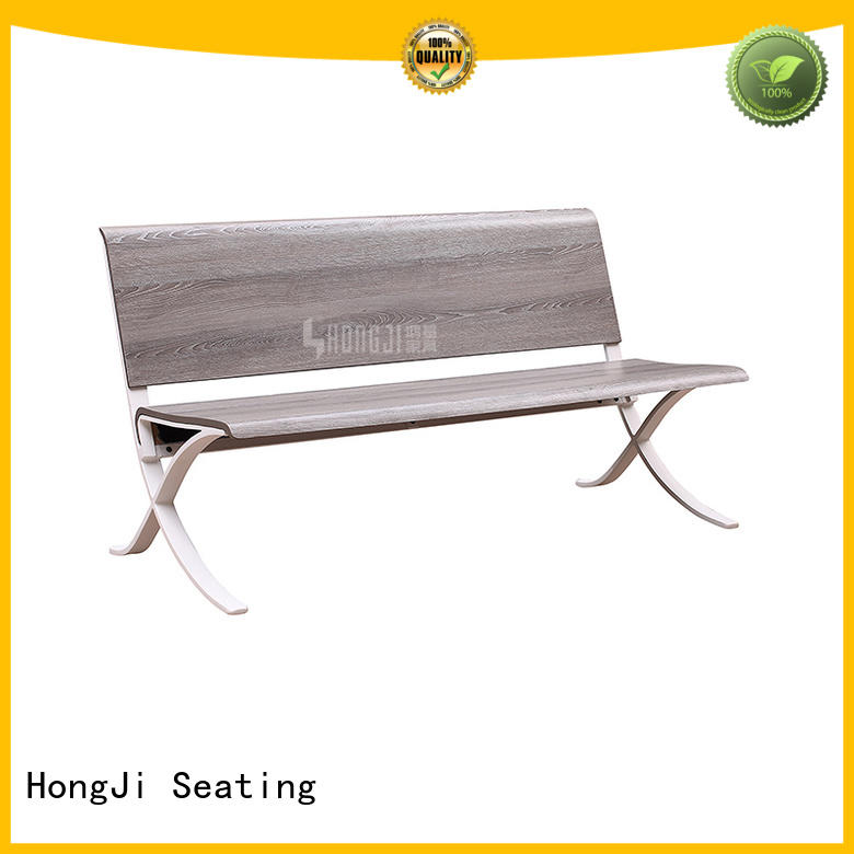 HONGJI h72a3f reception room chairs fine workmanship