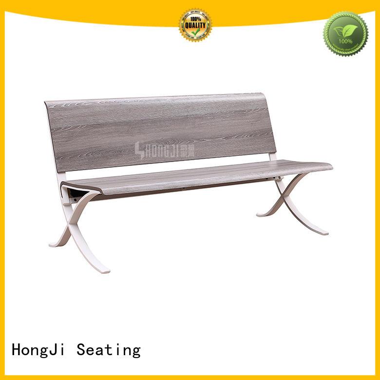 HONGJI h72a3f reception room chairs fine workmanship