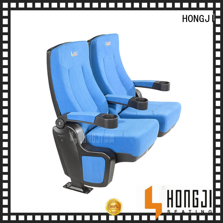fashionable movie theater with reclining seats oem factory for sale