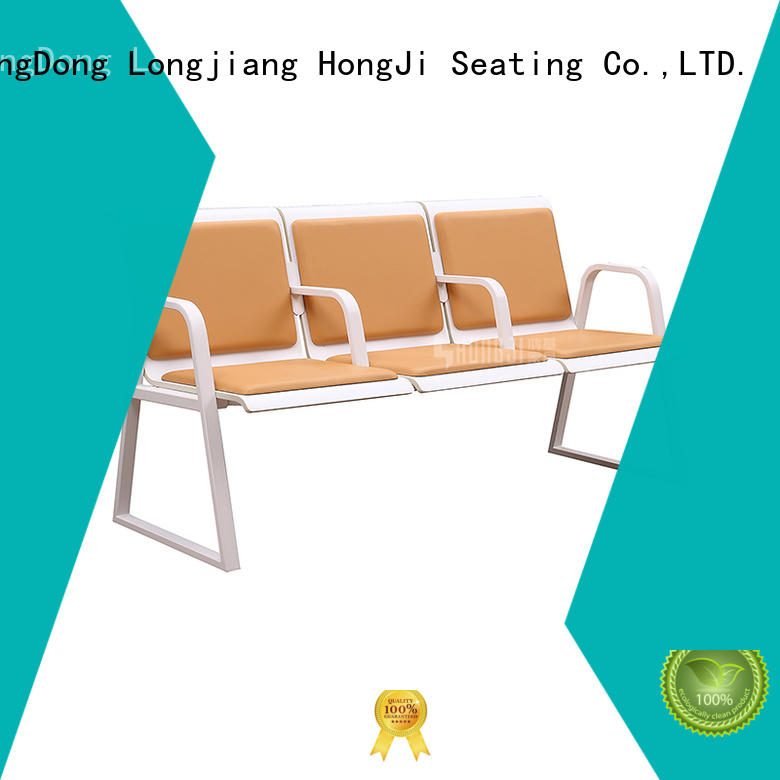 European style waiting chair h60b3 factory for hosiptal