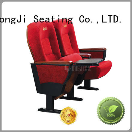 outstanding durability 2 seat theater seating manufacturer for cinema