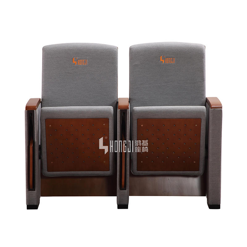 Grey School Church Conference Theater Auditorium Seating HJ8005C