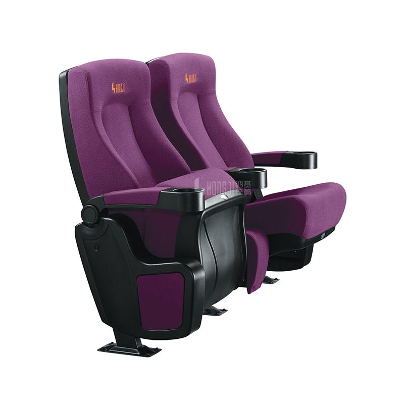 Armrest adjustable cinema chair in high quality and factory sales HJ815B
