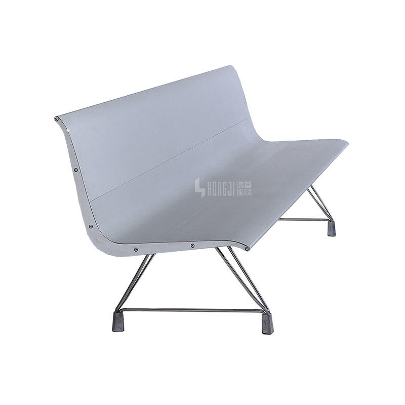 High grade aluminum alloy waiting chair airport chair H60D-3