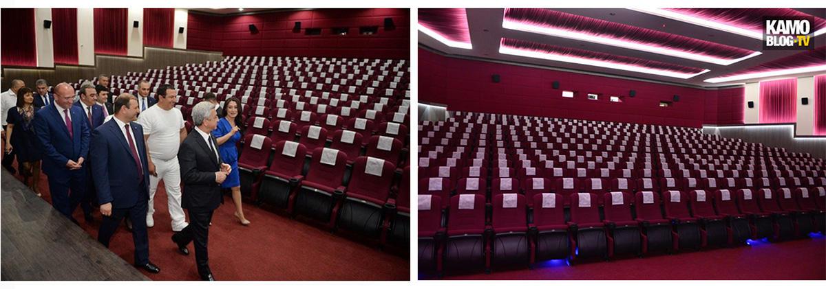 HONGJI theater movie room chairs iwhich theater