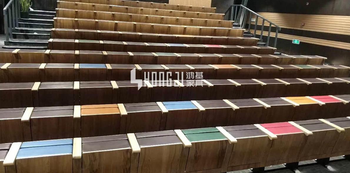 HONGJI Brand aluminum auditorium chairs hj9935a factory