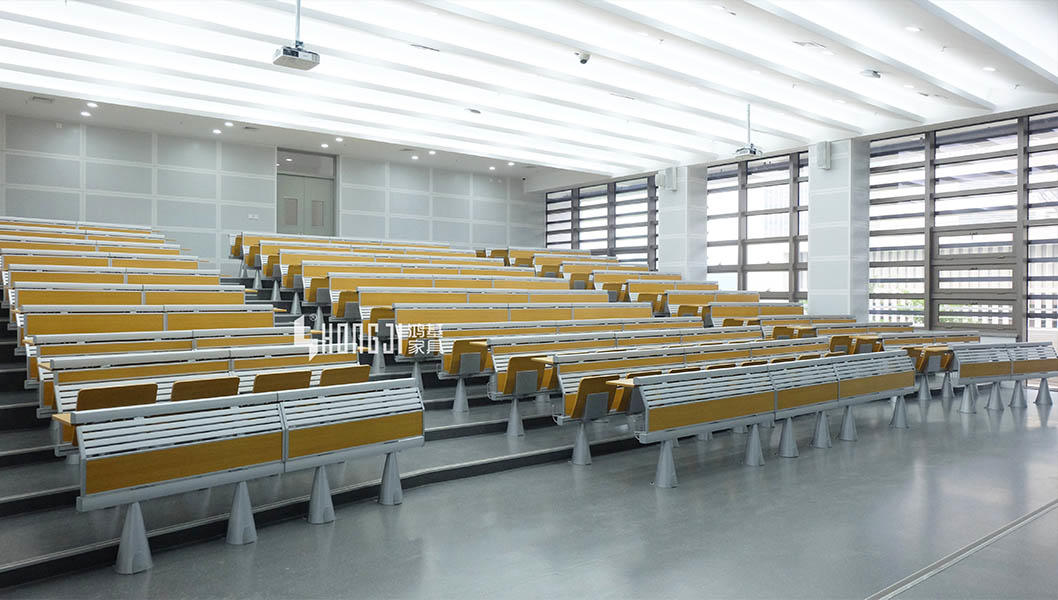 HONGJI Brand verified public children's school table and chairs manufacture