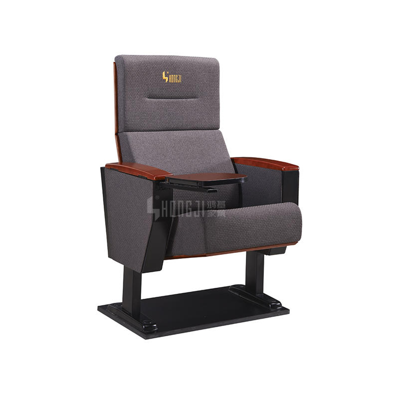 Hongji Auditorium Chair with Writing Tablet for Wholesale HJ6815
