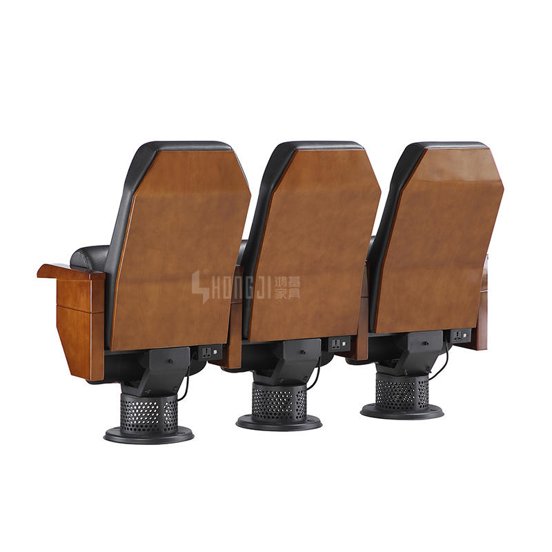 2018 New Design Oakchurch Office Cinema Theater Seating HJ8032A