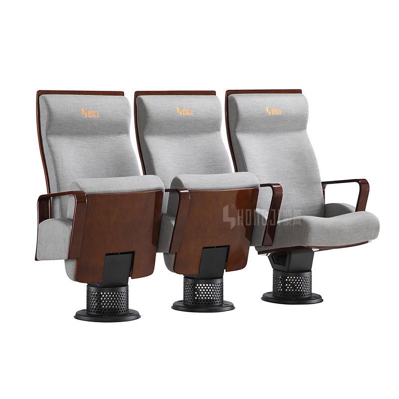 2018 New Design Conference School Auditorium Theater Seat HJ8033