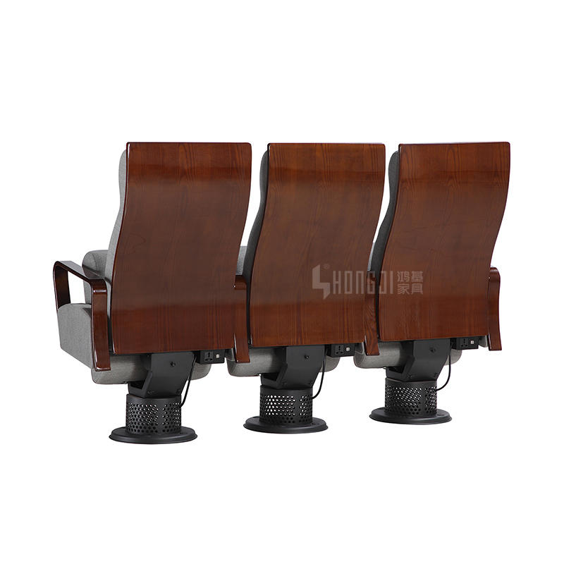 2018 New Design Conference School Auditorium Theater Seat HJ8033