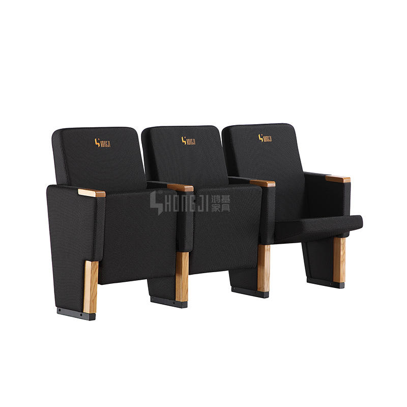 25 years professional production auditorium chair and theater seating HJ9935B