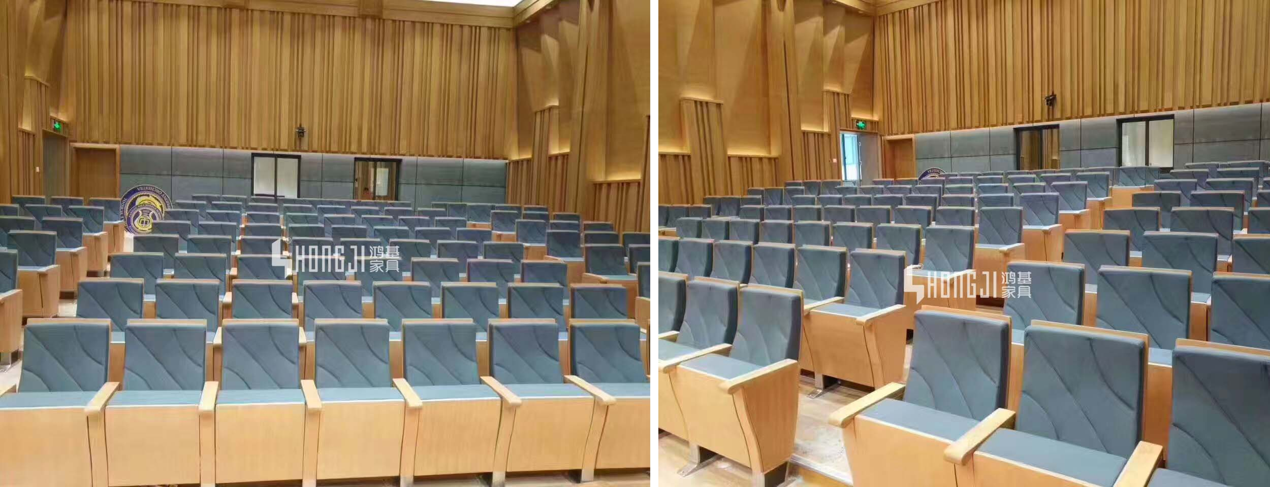 excellent double theater chairs newly style supplier for university classroom-2