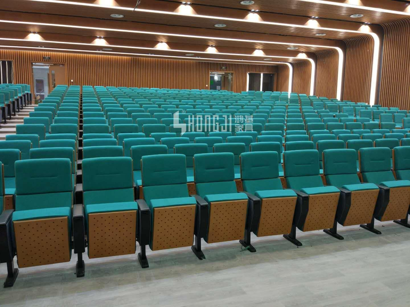 HONGJI project lecture hall seating with classroom
