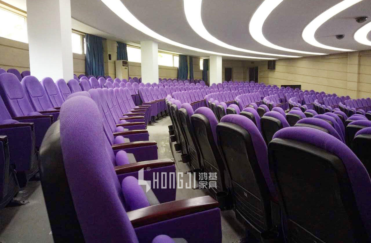 HONGJI round auditorium seating standards hj803c cinema