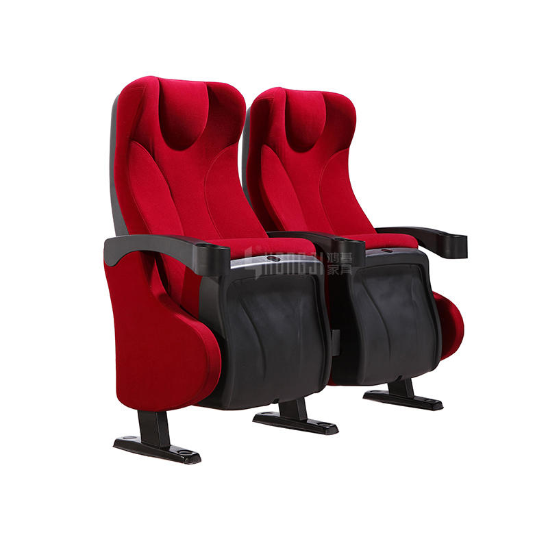 Factory Direct Wholesale Auditroium Cinema Movie Theater Seating HJ9506