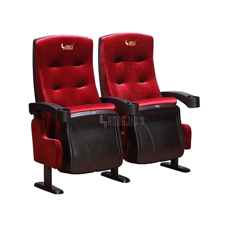 Lecture Hall Chair, 3D Cinema Theater Seating HJ9910B
