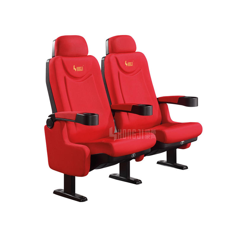 Luxury Cinema Home Theatre Opera Seating with Cupholder HJ9913B