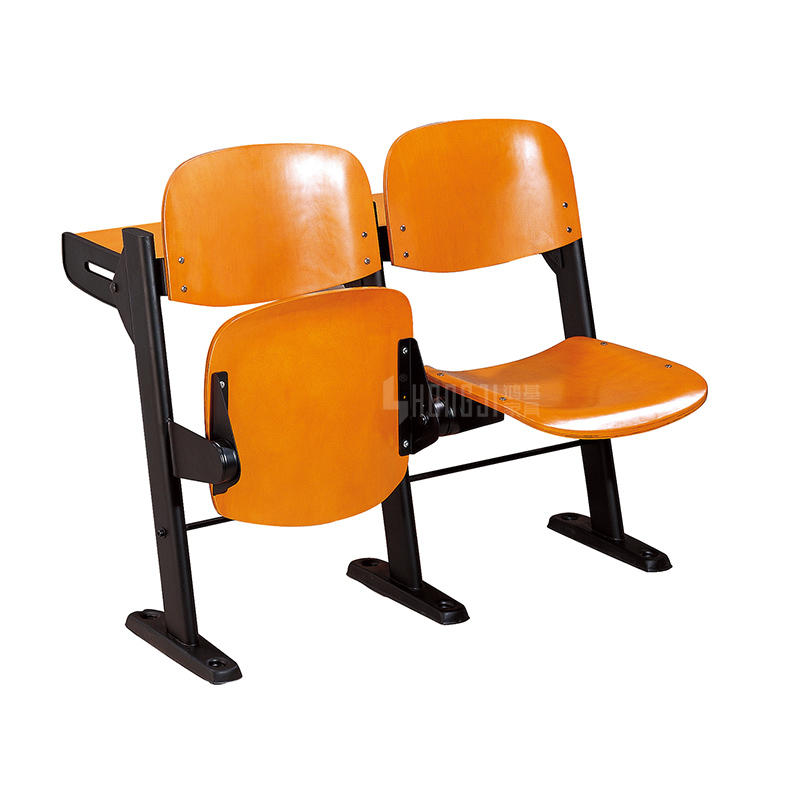 Foldable Writing Tablet Training Teaching Chair Office Furniture TC-010