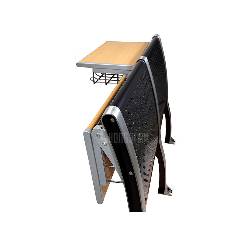 School Desk Furniture Sale School Chair With Writing Tablet TC-901A