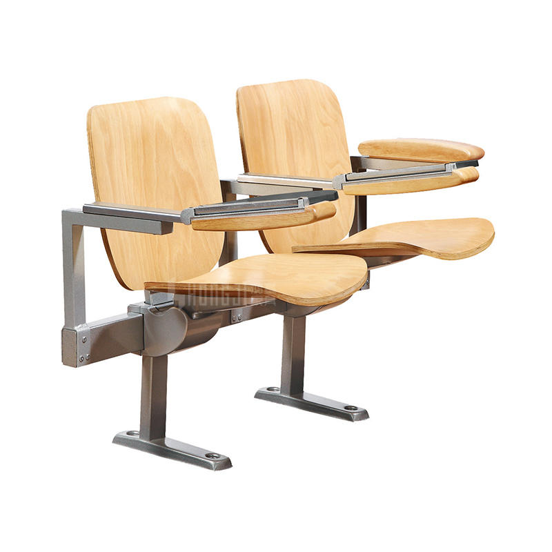 Wholesale price school student chair with writing pad TC-930B