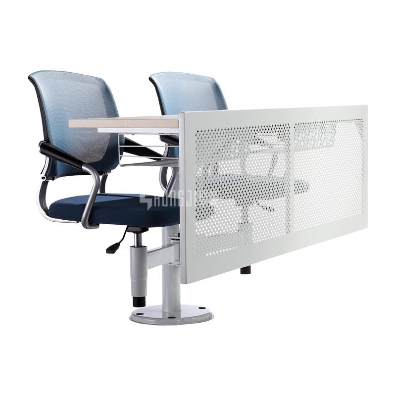 Europe Design University Student Metal Desk Chair With Swivel Chair TC-917