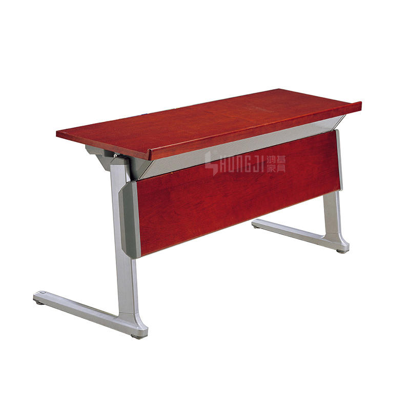 Modern folding school folding conference table with aluminium alloy HD-02B1
