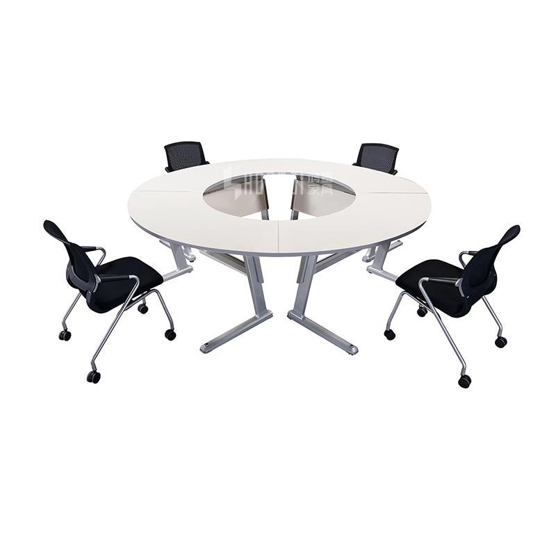 Manufacturer folding office conference desk flexible combine HD-02D