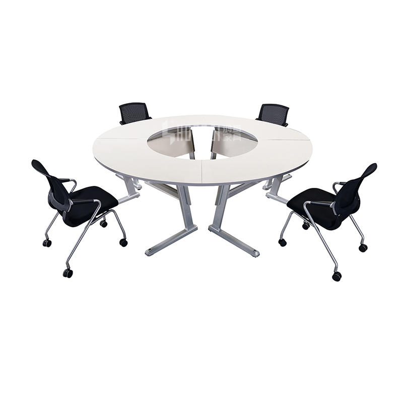 Manufacturer folding office conference desk flexible combine HD-02D