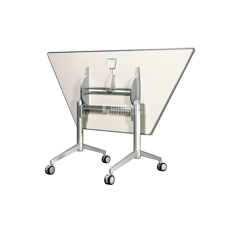 Silver Coated Folding Table Frame, Folding Table System, Furniture Parts HD-04A2
