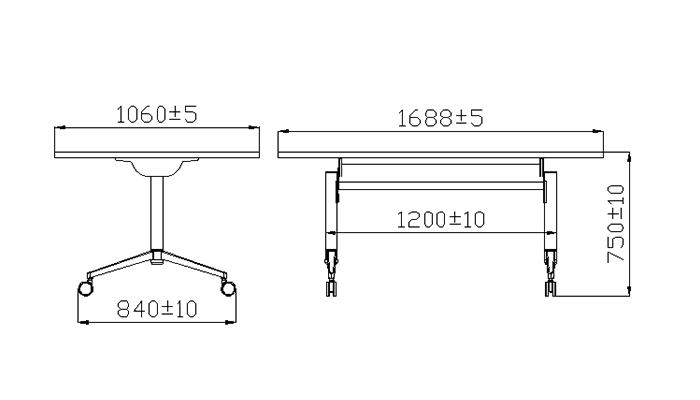 super quality small office desk hd11 trader for manufacturer-1