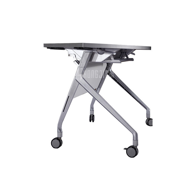 New Design Office Coated Iron Folding Table HD-12A