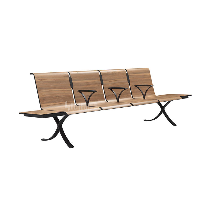 Public Airport Seating Bench Waiting Chair H73A-4FT