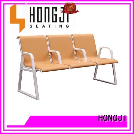 HONGJI European style reception chairs fine workmanship for bank