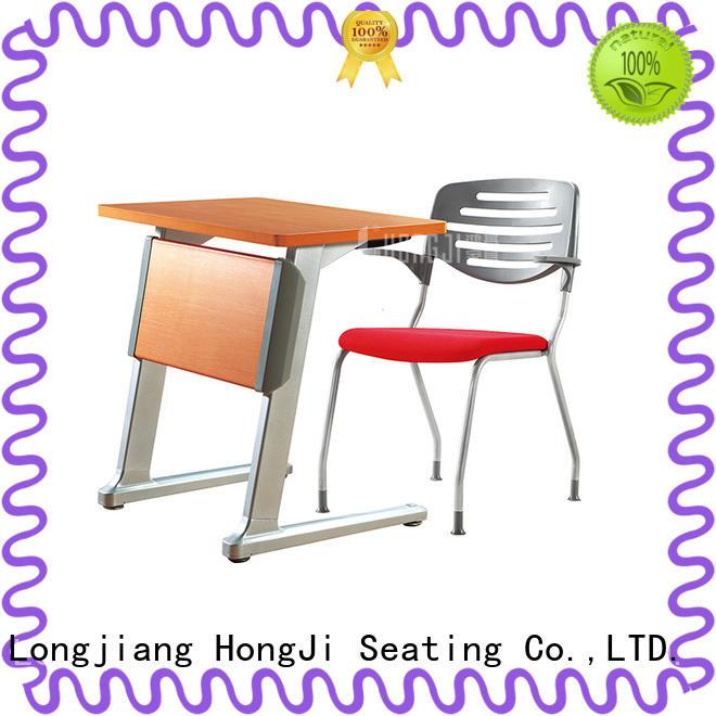 HONGJI foldable office furniture exporter for school
