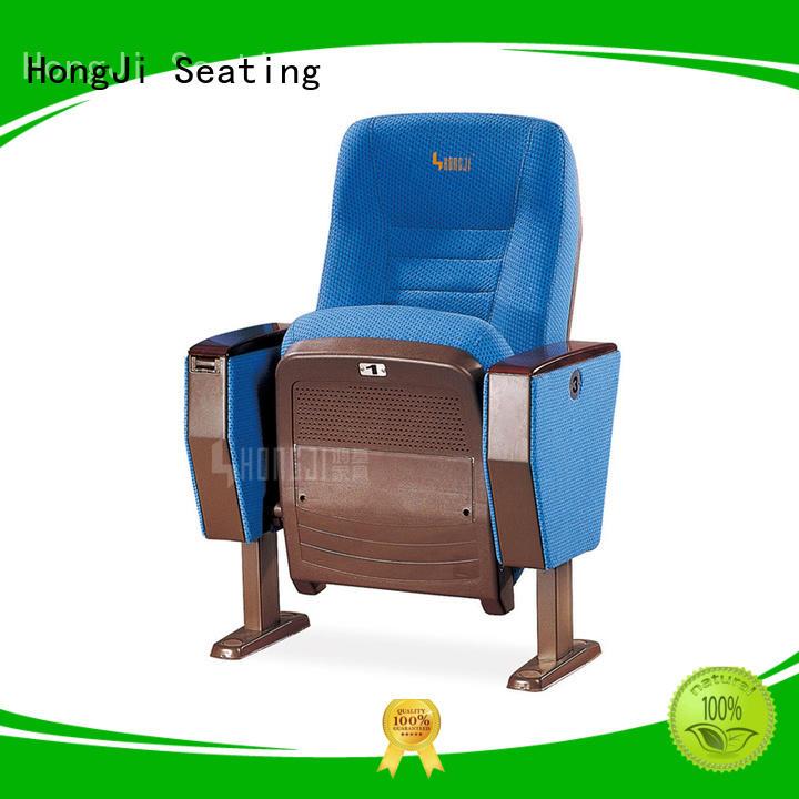 hall Custom durable hj9105 auditorium chairs HONGJI chair