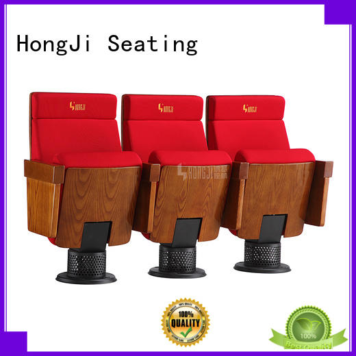 HONGJI chair movable auditorium seating table university