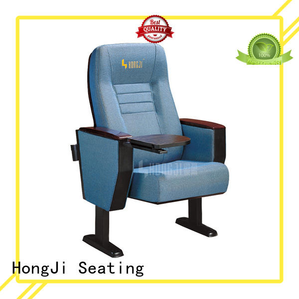HONGJI high-end auditorium seating chairs manufacturer for cinema